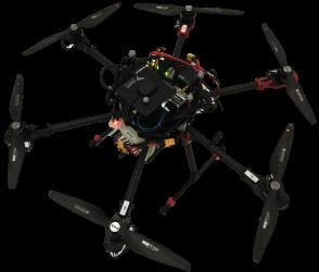 Autonomous Aerial Robot